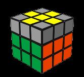paso4 cubo de Rubik