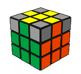 paso5 cubo de Rubik