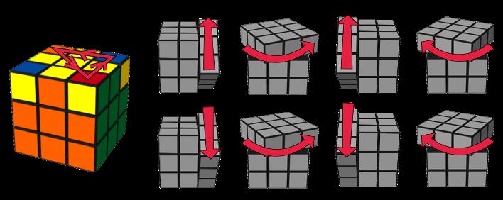paso6caso2 cubo de Rubik