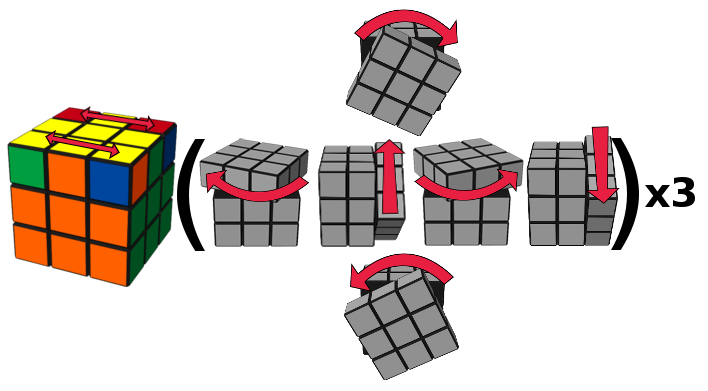 paso6caso3 cubo de Rubik