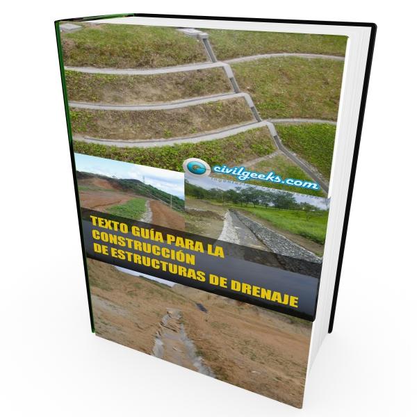 CONSTRUCCION ESTRUCTURAS DE DRENAJE