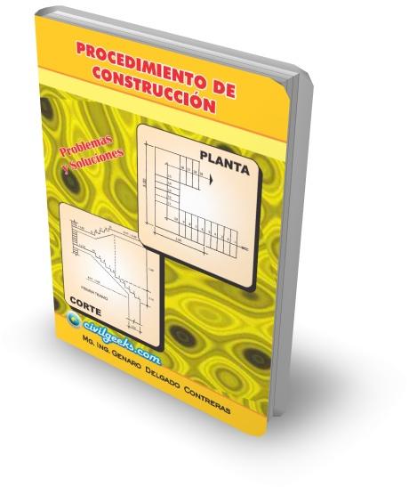 Curso con ejemplos de problemas de procedimiento de construcción. Análisis de casos de la práctica profesional con aplicaciones de tipo académico.