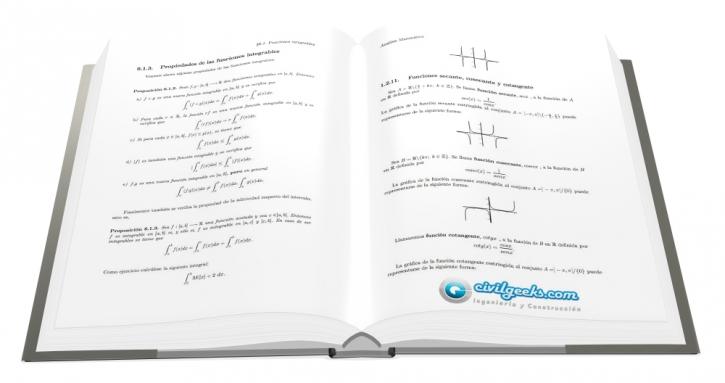 curso de matematicas I analisis matematico civilgeeks