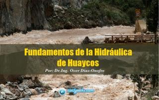 fundamentos de hidrahulica hiuaicos