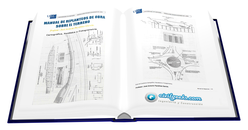 manual de replanteos de obra sobre terrenos geeks