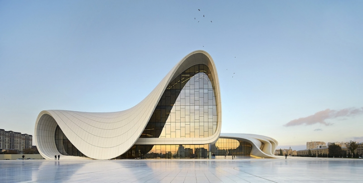 Obras más impactantes de Zaha Hadid 1