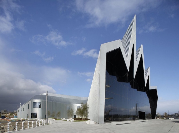 Obras más impactantes de Zaha Hadid 2