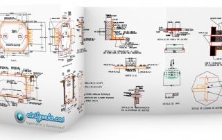 planos de pozo de alta tension