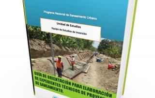 Guia elaboracion de expedientes tecnicos de py de saneamiento