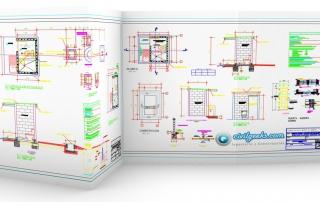 Planos para el diseño de unidades básicas de saneamiento letrinas