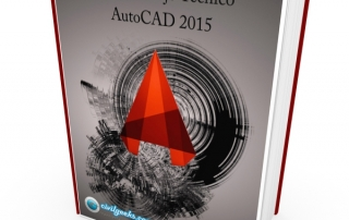 Portada dibujo tecnico en AutoCAD 2015