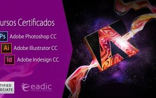Cursos de Adobe en EADIC