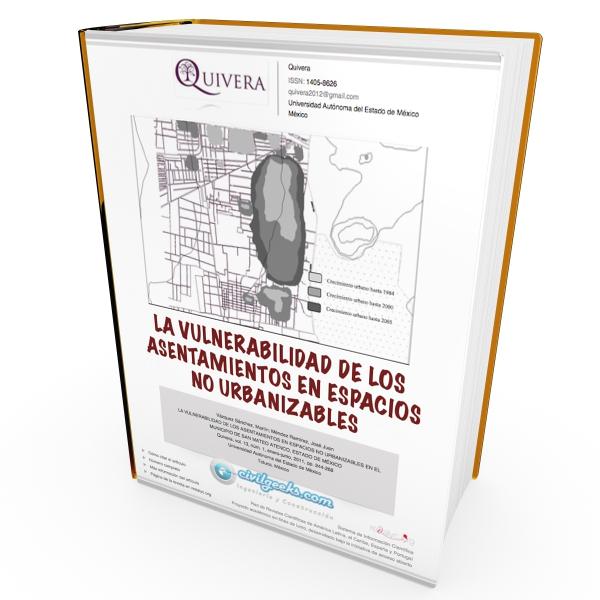 Vulnerabilidad de los asentamientos en espacios no urbanizables 1