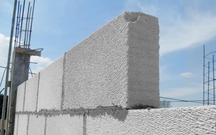 14 pasos para construir una Pared de Bloques de Concreto ...