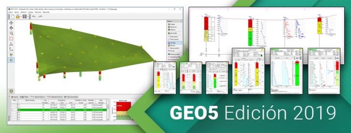 Nueva Edición de GEO5