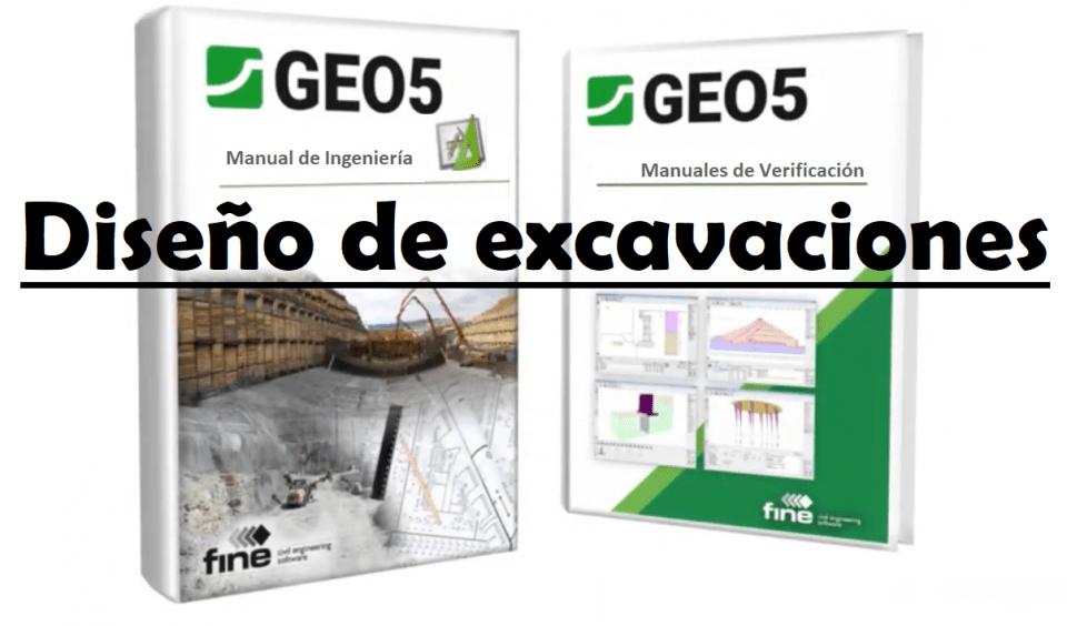 Diseño de excavaciones GEO5