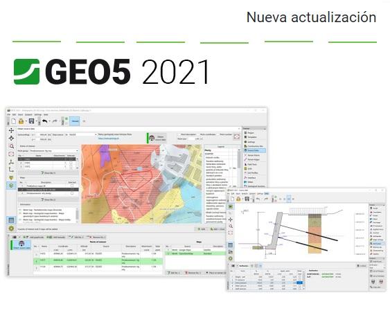 Actualización GEO5